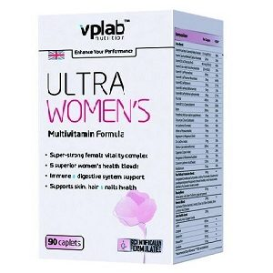 Ultra Women's Multivitamin Formula, 90 каплет
