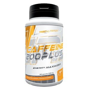 Caffeine 200 max, 60 капс
