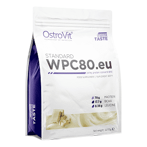 Протеин Ostrovit WPC80.eu, 2270 г