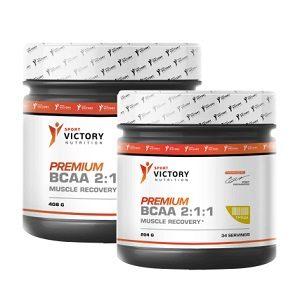 Premium BCAA 2:1:1, 204 г