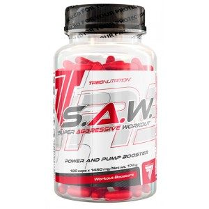 Trec Nutrition S.A.W., 120 капсул