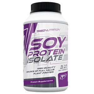 Soy Protein Isolate, 650 г