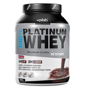 Протеин 100% Platinum Whey от VP Lab