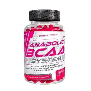 Anabolic BCAA System, 150 табл