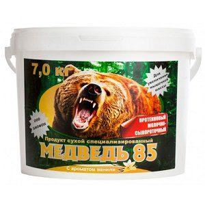 Медведь 85, 7000 г