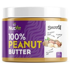 Peanut Butter Smooth, 500 г
