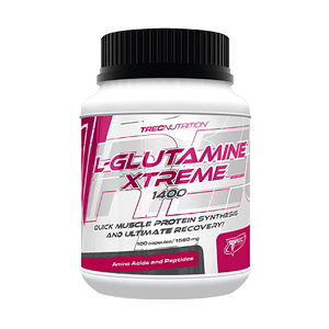 Trec Nutrition GLUTAMINE EXTREME, 100 капсул
