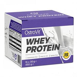 Ostrovit Whey Protein , 30 г x 15 шт (разные вкусы)