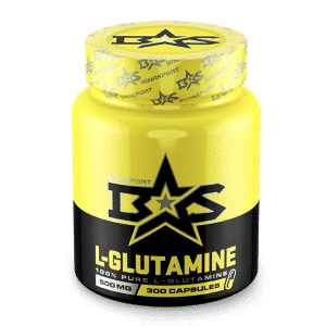 L-GLUTAMINE, 300 капсул от Binasport