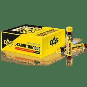 L-CARNITINE 1800 мг питьевой, 1 флакон от Binasport