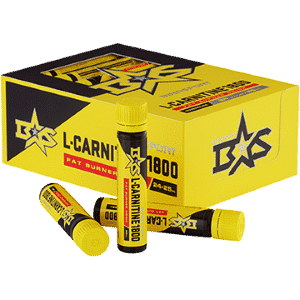 L-CARNITINE 1800 мг питьевой, 24 флакона от Binasport