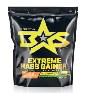 EXTREME MASS GAINER, 1000 г