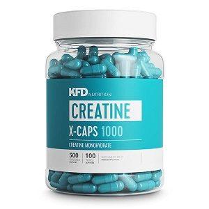 Creatine X-Caps 1000 от KFD