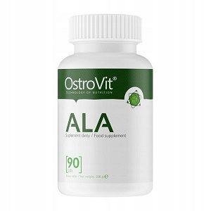 Альфа-липоевая кислота OstroVit ALA, 90 табл