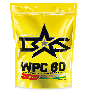 WPC 80 WHEY PROTEIN, 750 г