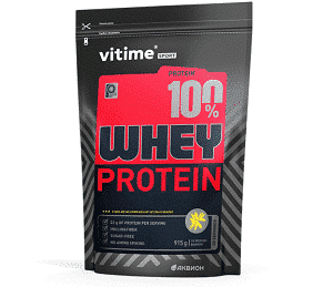 VITIME WHEY PROTEIN 100%, 915 г