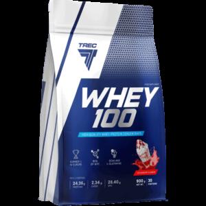 Whey 100%, 900 г