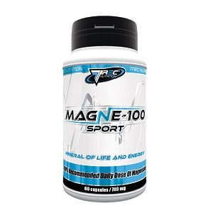 Magne-100 Sport, 60 капсул