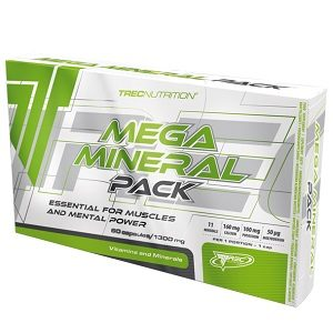 Mega Mineral Pack, 60 капсул