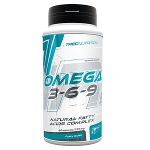 Omega 3-6-9, 60 капсул