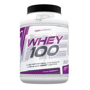 Протеин Trec Nutrition Whey 100%, 600 г
