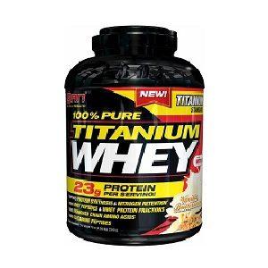 100% Pure Titanium Whey, 2240 г