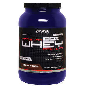 ProStar Whey от Ultimate Nutrition