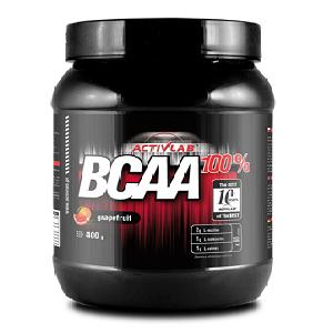 Аминокислоты BCAA 100% Activlab 400 гр (80 порций)