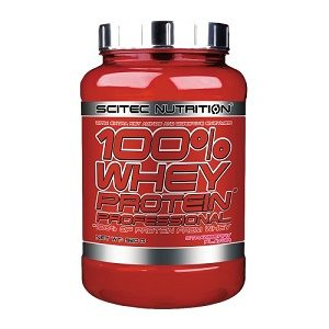 100% Whey Protein Professional Scitec Nutrition от Scitec