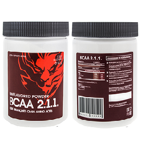 BCAA 2-1-1 300 г от Lion Brothers