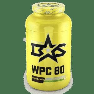 Протеин WPC 80 WHEY PROTEIN 2000 г от Binasport