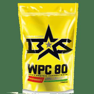 Протеин WPC 80 WHEY PROTEIN 750 г от Binasport