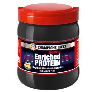 Sportein Enriched Protein, 750 г