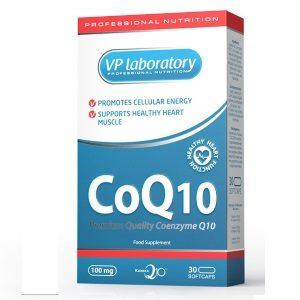 VPLab CoQ10, 30 капс
