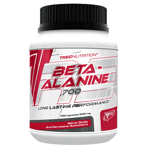 Trec Nutrition BETA-ALANINE, 120 капс