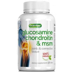 Glucosamine Chondroitin & MSM, 90 табл