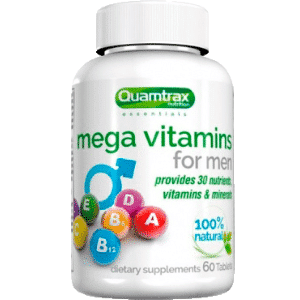 Mega Vitamins for Men