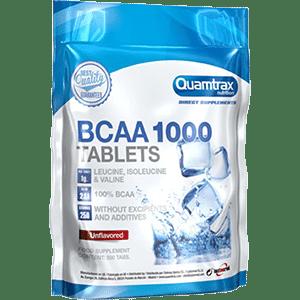BCAA 1000, 500 табл