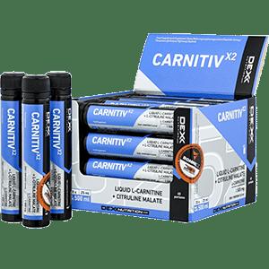 Carnitiv ×2 1500 мг, 25 мл